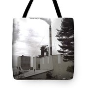 Smoke Stack Tote Bag