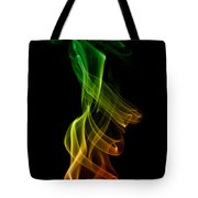 smoke XXII Tote Bag