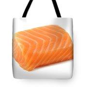 Smoked Salmon Fillet Tote Bag