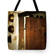 Smokehouse At The Old Farm Tote Bag
