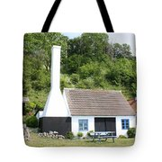 Smokehouse. Denmark Tote Bag