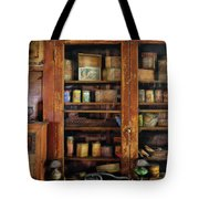 Smoker - Fine Tobacco Products Tote Bag by Mike Savad