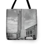 Smokestacks  Tote Bag