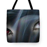 Smokey Eyes Tote Bag