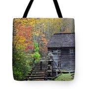 Smokey Mountain Grist Mill Tote Bag