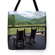 Smokey Mountain Serenity Tote Bag