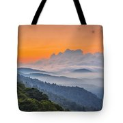 Smokies Paradise. Tote Bag