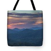 Smokies Sunrise Tote Bag
