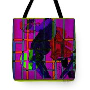 Smokin' As The Sun Goes Down Tote Bag
