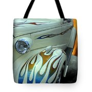 Smokin' Hot - 1938 Chevy Coupe Tote Bag