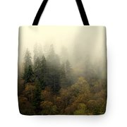 Smoky Mount Horizontal Tote Bag