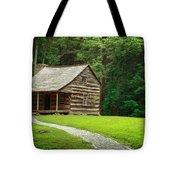 Smoky Mountain Living Tote Bag