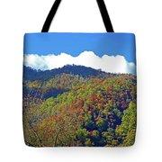 Smoky Mountain Scenery 6 Tote Bag