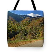 Smoky Mountain Scenery 8 Tote Bag