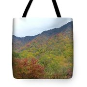 Smoky Mountains National Park 4 Tote Bag