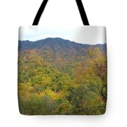 Smoky Mountains National Park 5 Tote Bag