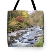 Smoky Mountains National Park 6 Tote Bag