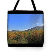 Smoky Mountains Scenery 9 Tote Bag