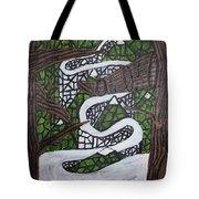 Smoky Mtns Tote Bag