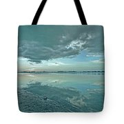 Smooth Blues Tote Bag