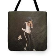 Smooth Criminal Tote Bag