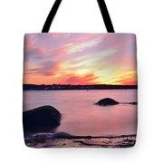 Smooth Fade Tote Bag by Stephanie Varner