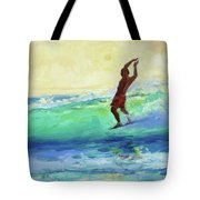 Smooth Glide Tote Bag