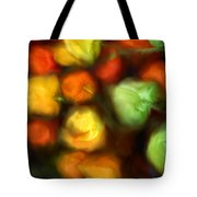 Smooth Peppers Tote Bag