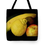 Smoothie Collection With Apple Note. Tote Bag