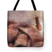 Smother Me By Mary Bassett Tote Bag