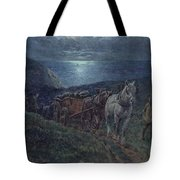 Smugglers Tote Bag by William Barnes Wollen