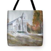 Smyth Chapel, Emory, Virginia Tote Bag