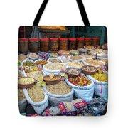 Snack Seller Tote Bag