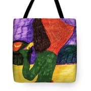 Snack Time Tote Bag