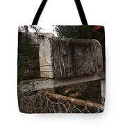 Snail Mail Receptacle Tote Bag