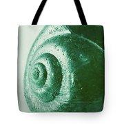 Snail Shell Tote Bag