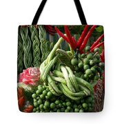 Snake Beans. At The Surin Elephant Tote Bag