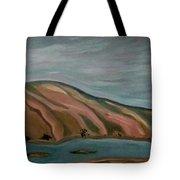 Snake River East Tote Bag