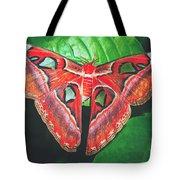 Snakehead Moth Tote Bag