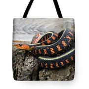 Snakes On A Stump Tote Bag