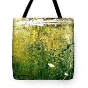 Snaky Reflection Tote Bag