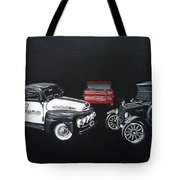 Snap-on Ford Trucks Tote Bag