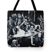 Sncc Photographer Is Arrested By National Guard Tote Bag