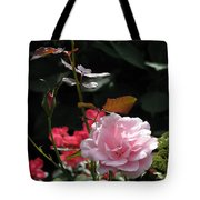 Sniff - Tea Rose Tote Bag