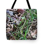 Snipe In Camouflage Tote Bag