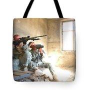 Sniper Crew Tote Bag
