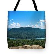 Snooper's Rock Overlook Tote Bag