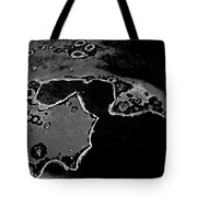Snoopy On The Moon Tote Bag