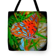 Snooty Butterfly Tote Bag