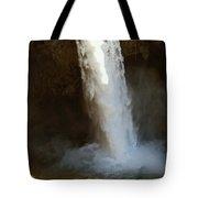 Snoqualmie Falls Washington Tote Bag